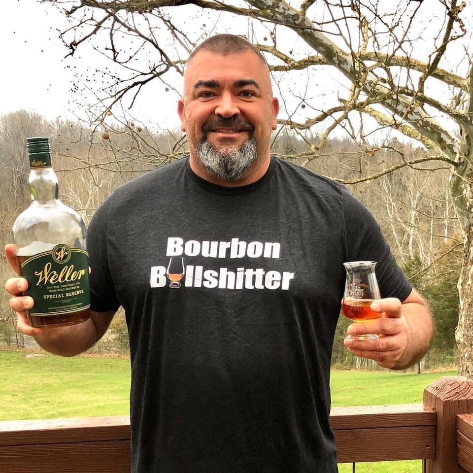 Bourbon Bullshitter Tee