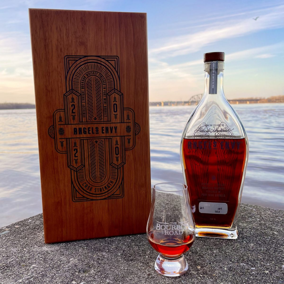 Angels Envy 2020 Cask Strength Bourbon