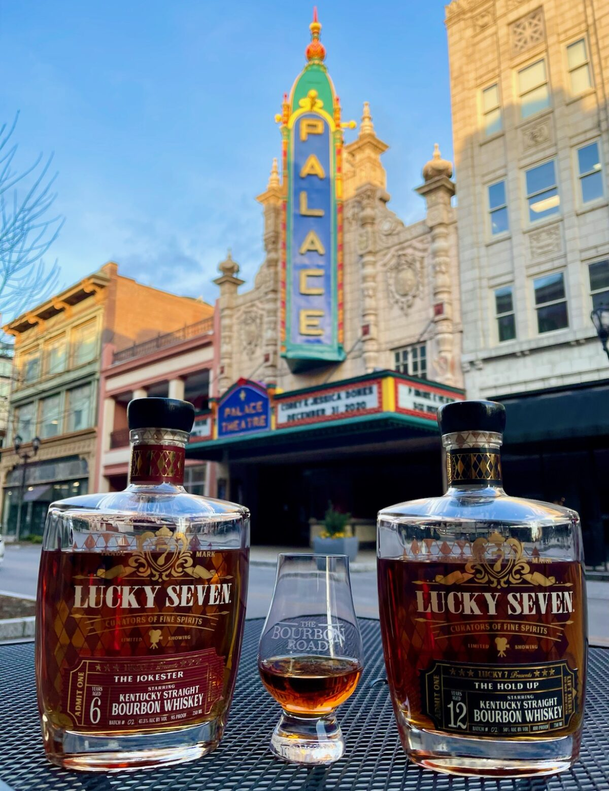 Lucky Seven Kentucky Straight Bourbon