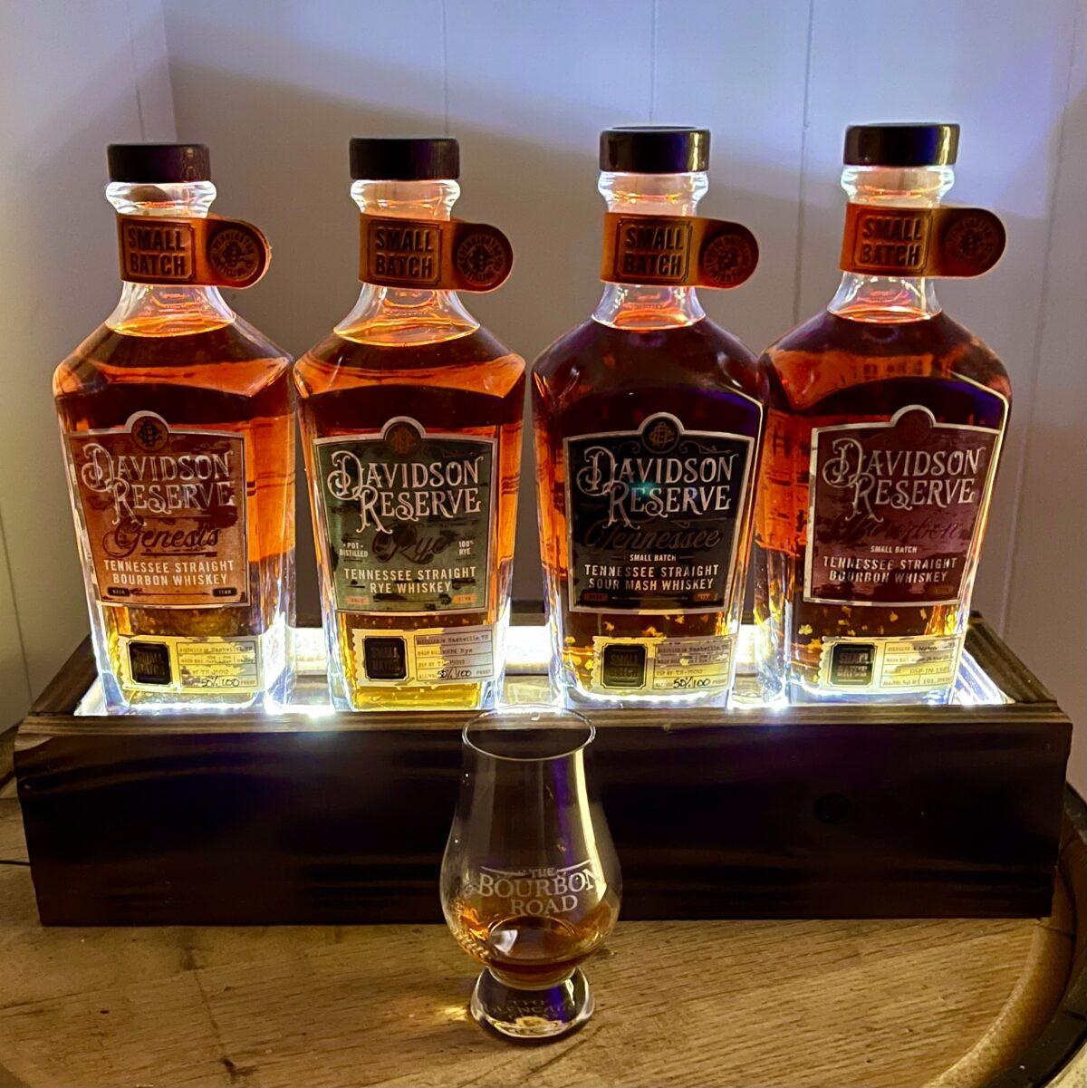 Davidson Reserve - Nashville's Pennington Distilling