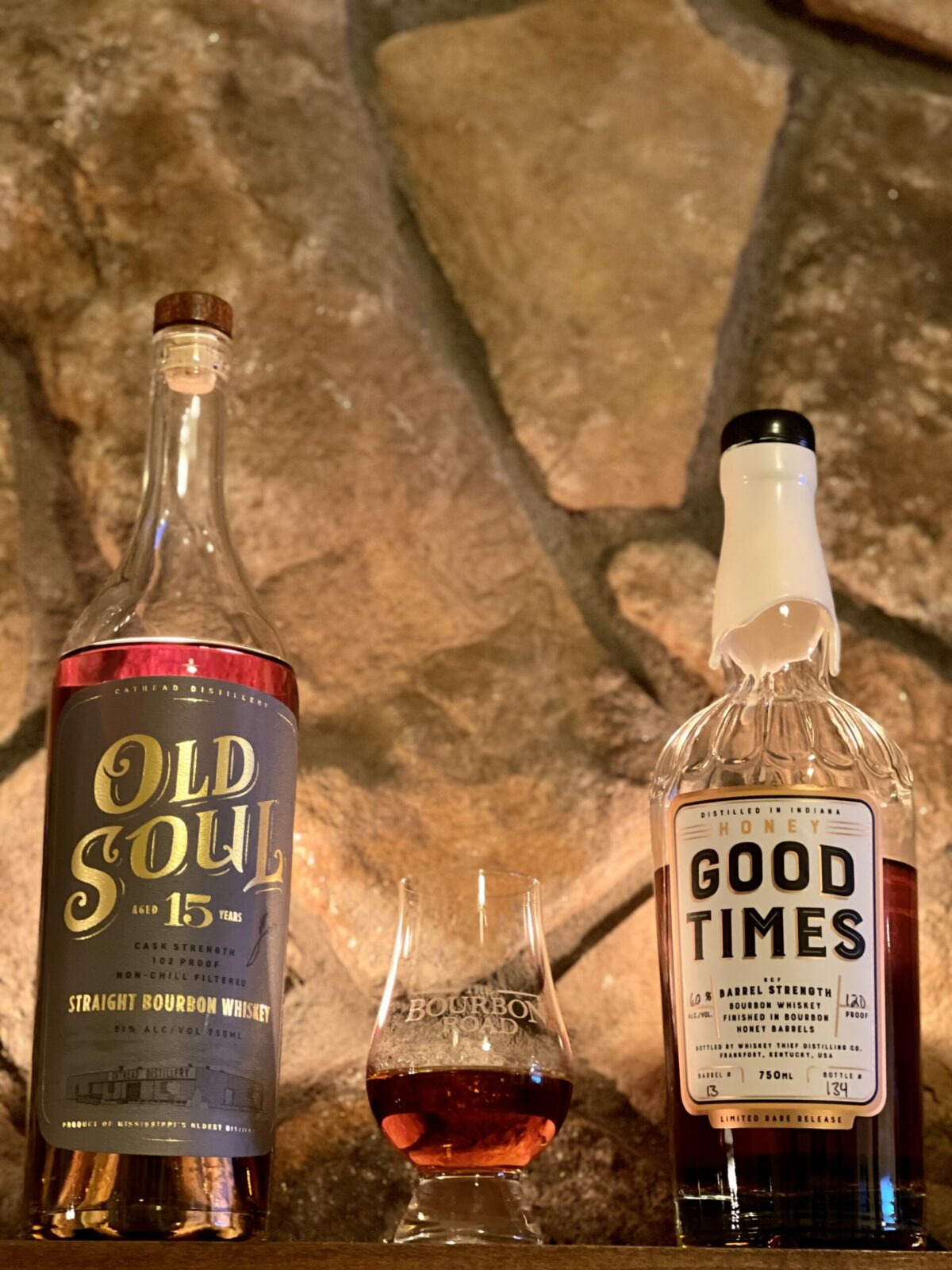 Old Soul 15 Year and Some Good Times Honey