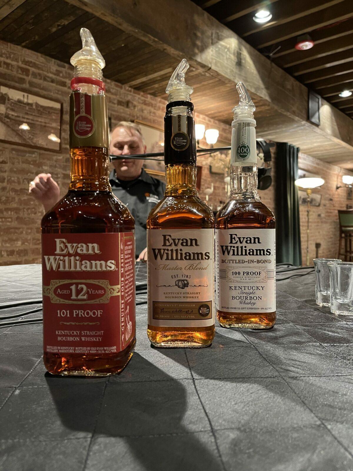 Evan Williams Experience with Bernie Lubbers and Jody Filiatreau