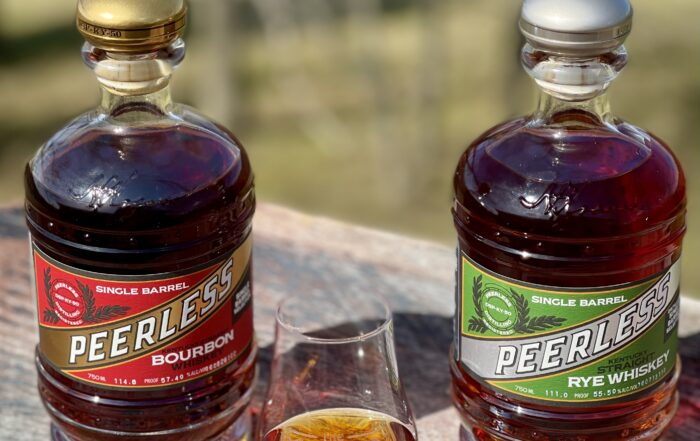 Peerless Distilling with Corky Taylor and Cordell Lawrence
