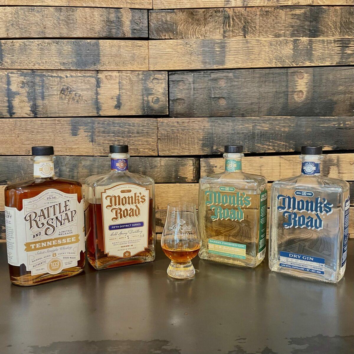 Introducing Log Still Distillery