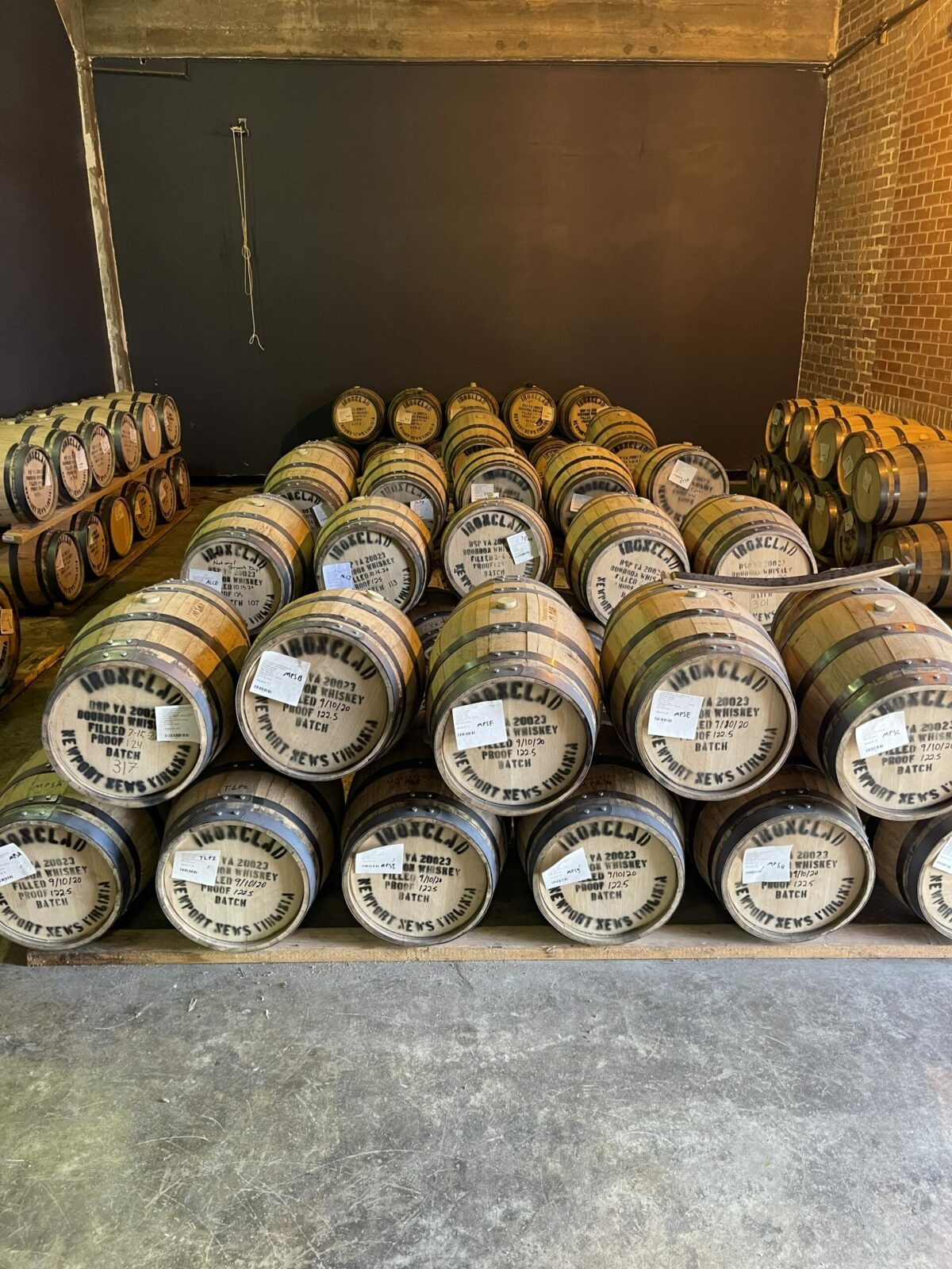 A Trip to Iron Clad Distillery