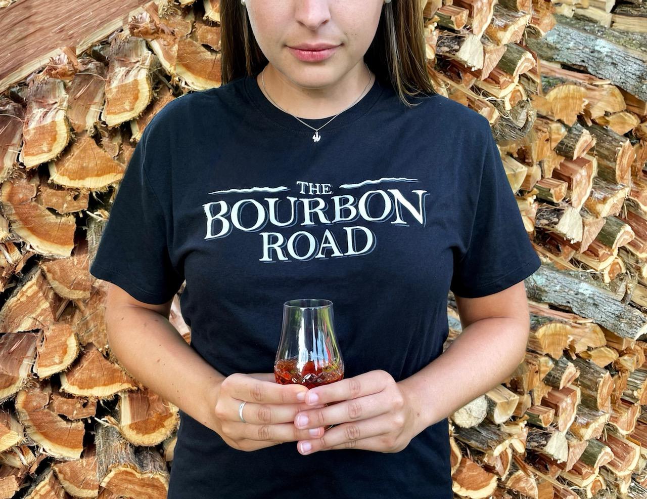 The Bourbon Road Tee Shirt