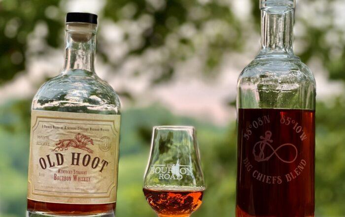 Bourbon Blending Challenge 2021