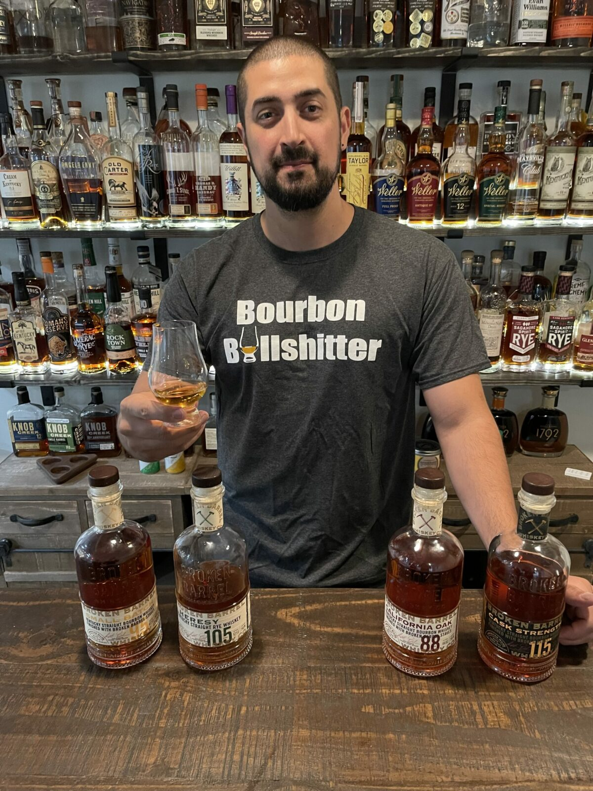 Broken Barrel Whiskey Company