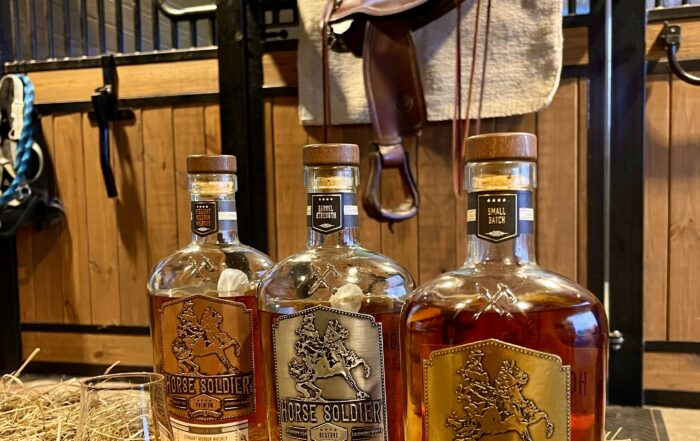 A salute to Horse Soldier Bourbon