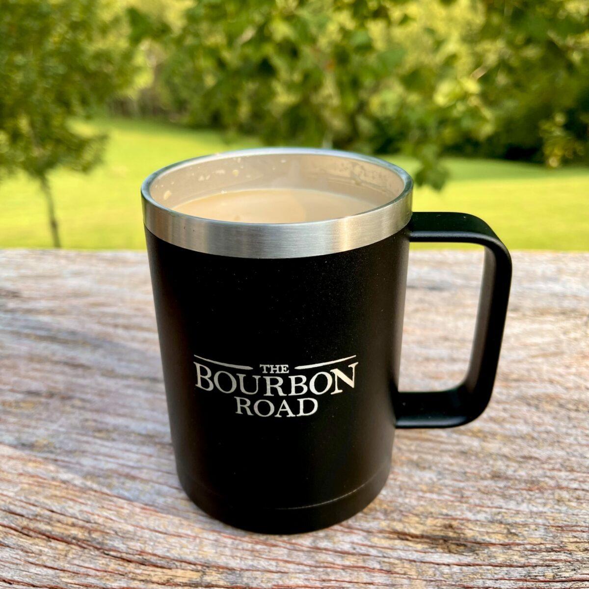 Bourbon Road Camp Mug