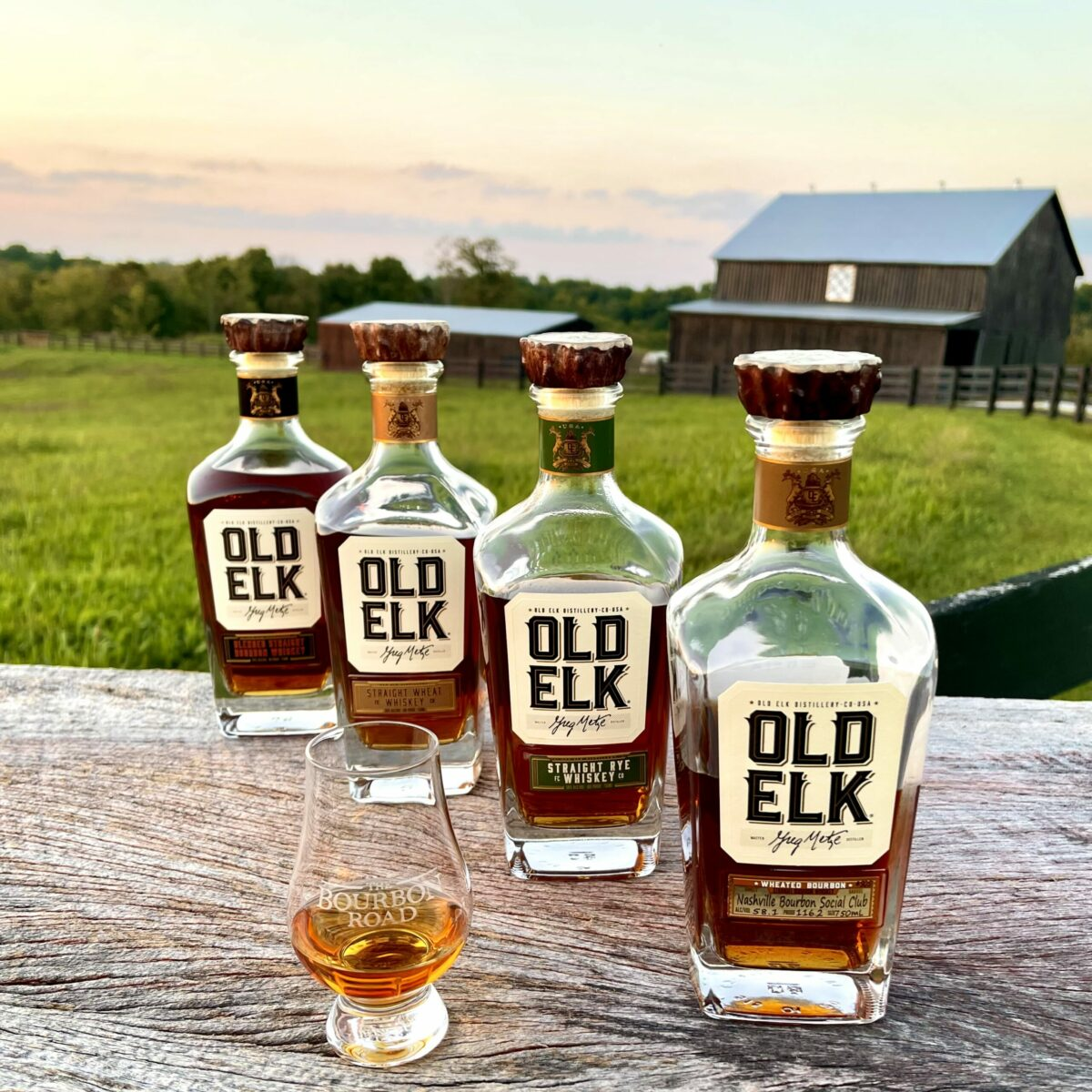 Old Elk Bourbon With Melinda Maddox