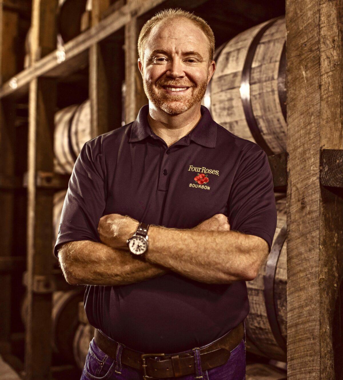 Four Roses with Master Distiller Brent Elliott